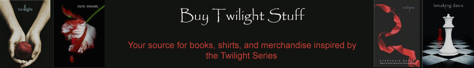 BuyTwilightStuff.com: Twilight Merchandise, Clothes, and Jewelry header image 1