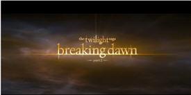 Breaking Dawn 2 Movie