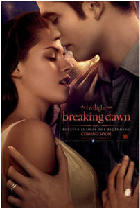 Twilight Saga Breaking Dawn Tickets