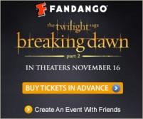 Twilight Breaking Dawn 2 Tickets