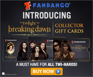 Twilight Breaking Dawn Gift Cards