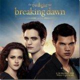 2013 Twilight Saga Breaking Dawn Calendar
