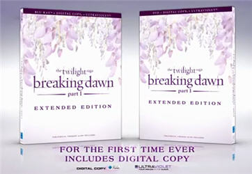 Twilight Saga Breaking Dawn Extended Cut