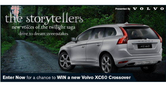 Twilight Volvo Contest