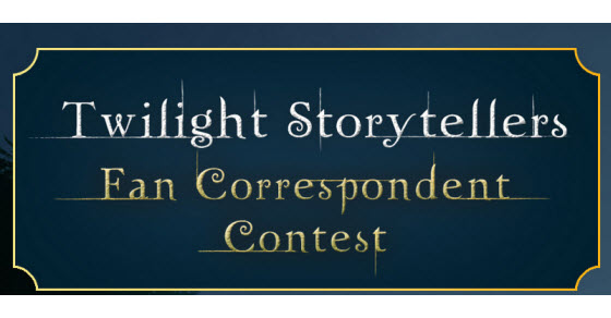 Twilight Fan Correspondent